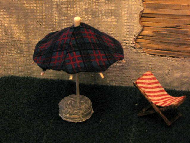 Hus- Miniaturehouse for film